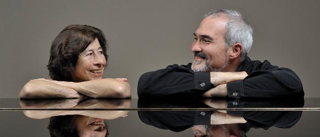 Edith Fischer & Jorge Pepi-Alos Two-Pianos Recital