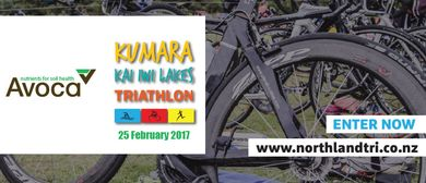 Avoca Kumara Kai Iwi Lakes Triathlon