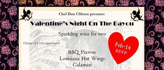 Valentines Night on the Bayou