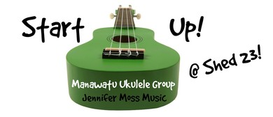 Manawatu Ukulele Group: Start Up