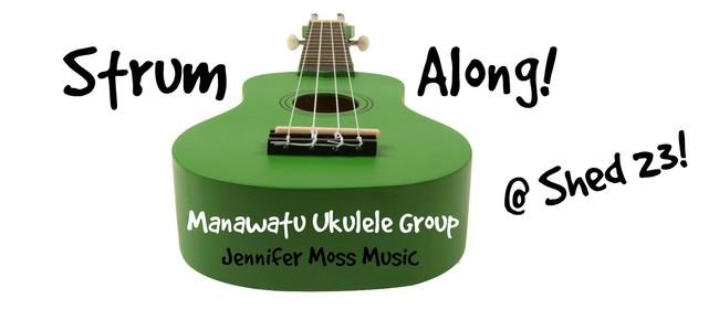 Manawatu Ukulele Group: Strum Along!
