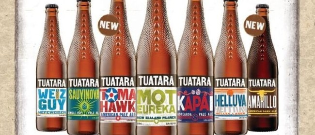 Brew Talk with Tuatara Brewery