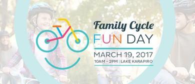 Family Cycle Fun Day