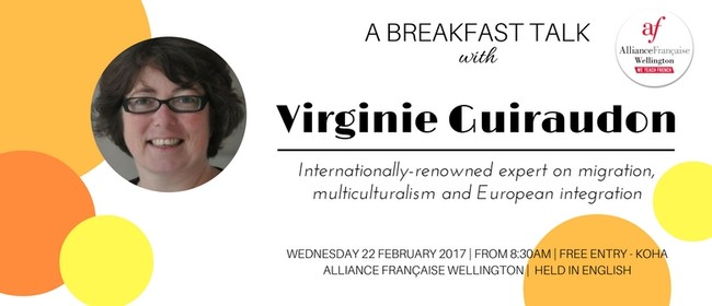 Breakfast Talk With Virginie Guiraudon