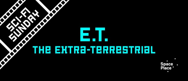 Sci-Fi Sunday: ET the Extra-Terrestrial