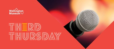 Third Thursday: Poetry Slam