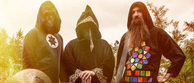 Rhomboid & Psychedelic Funk