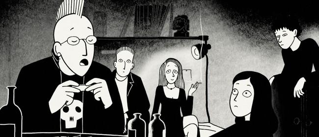 Persepolis - Wellington Film Society