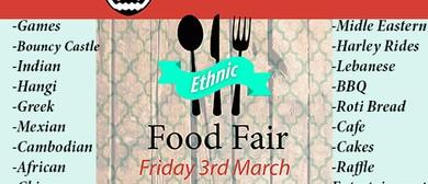 Miramar Central School Ethnic Food Fair