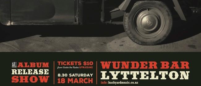 Li'l Chuck's Utility Blues Album Release Show