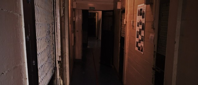 Napier Prison Ghost Hunt With Haunted Auckland