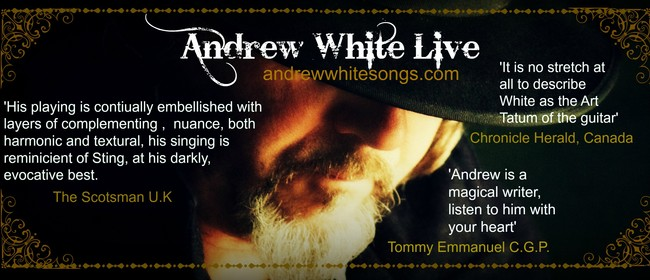 Andrew White In Concert