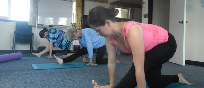 Lunchtime Pilates and Yoga Classes