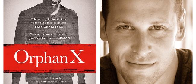 Orphan X: Gregg Hurwitz In Conversation