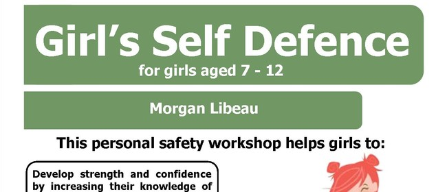 Girls' Self-Defence (7-12 years)