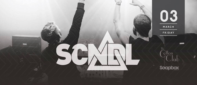Melbourne's SCNDL - Find My Way Tour