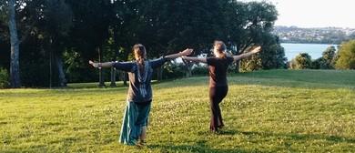 Detox and De-stress Qigong Walking Exercises