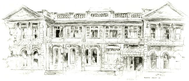 The Grenadier Reunion