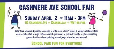 Cashmere Avenue School Fair