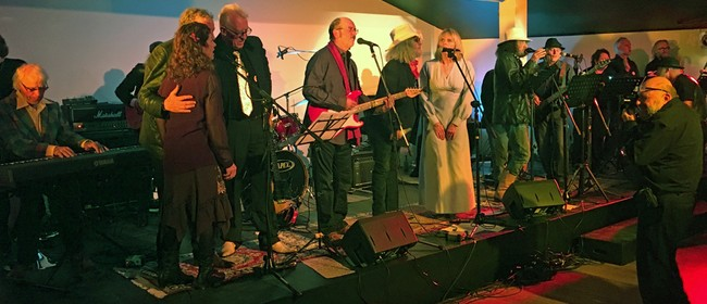 The Last Waltz Tribute: Talented Local Performers Re-Enact