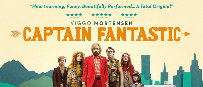 Captain Fantastic - Flicks Cinema Titirangi