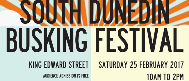 South Dunedin Busking Festival