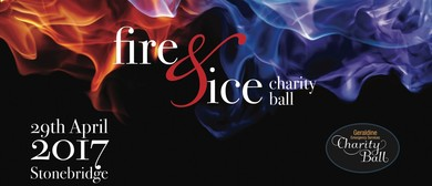 Fire & Ice Emergency Services Charity Ball