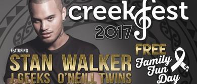 Creekfest 2017