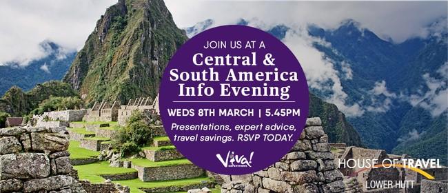 Explore Central & South America
