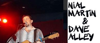 Nial Martin & Dave Alley