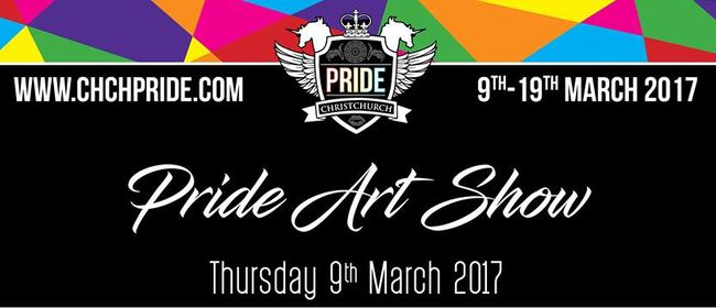 Christchurch Pride Art Show