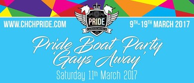 Pride Boat Party: Gays Away