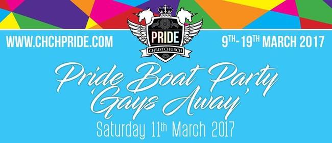Pride Boat Party: Gays Away
