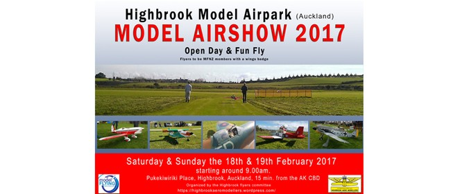 Highbrook Aero Modellers - Model Airshow 2017