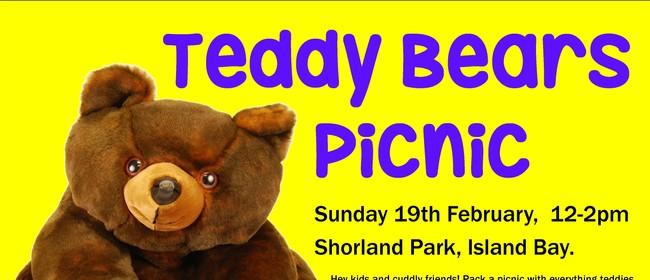 Teddy Bears Picnic - Island Bay