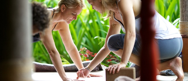 Yoga for Pain-free Neck, Shoulders and Wrists