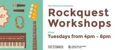Rockquest Workshops