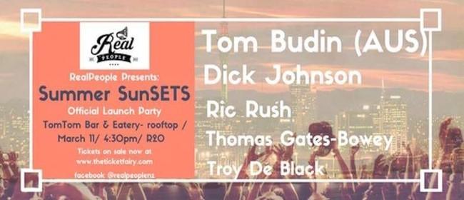 Summer Sunsets: Tom Budin (Aus)