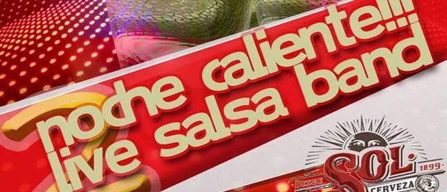 La Noche Caliente 2 - Live Salsa Night