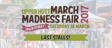 March Madness Fair 2017