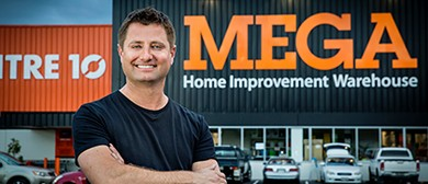 UK Celeb George Clarke Heads to NZ Mitre 10 Event