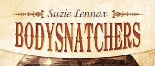 Author Talk: Suzie Lennox