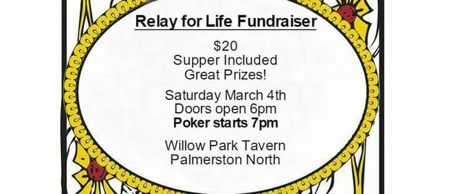 Relay for Life Poker Night