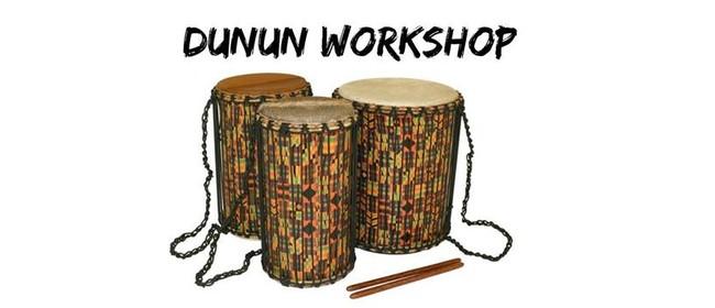 Dunun Workshop