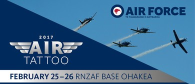 Royal New Zealand Air Force 2017 Air Tattoo