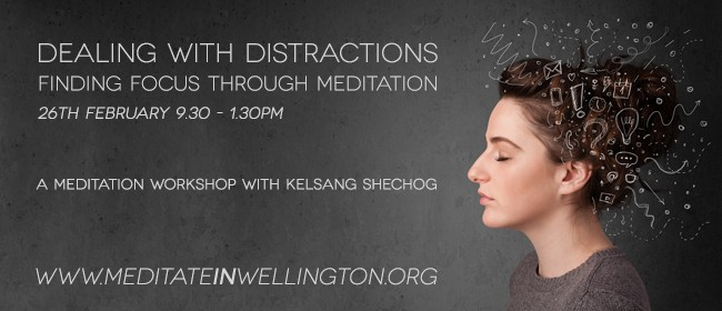 Dealing With Distractions Workshop