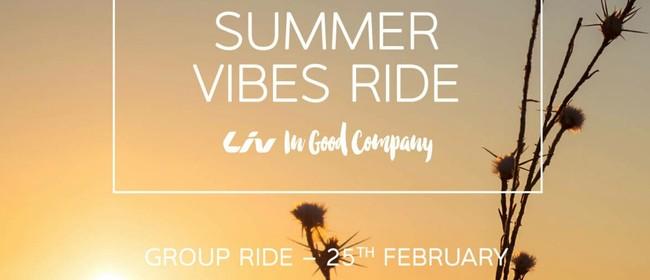 Rotorua Liv Summer Vibes Ride