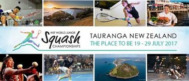 World Junior Squash Championships