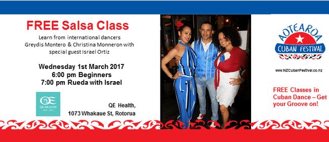 Cuban Salsa Classes Beginners and Rueda