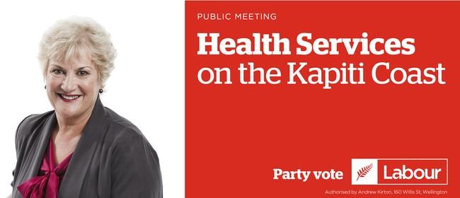 Health Services On the Kapiti Coast